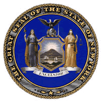 New York State Real Estate Test Preparation Seal