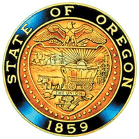 Oregon State Real Estate Test Preparation Seal