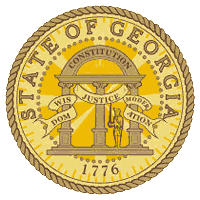 Georgia State Real Estate Test Preparation Seal