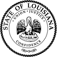 Louisiana State Real Estate Test Preparation Seal