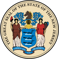New Jersey State Real Estate Test Preparation Seal