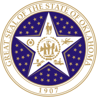 Oklahoma State Real Estate Test Preparation Seal