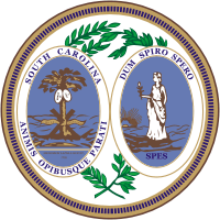 South Carolina State Real Estate Test Preparation Seal